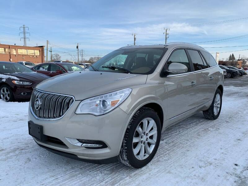 2016 Buick Enclave for sale at Crooza in Dearborn MI