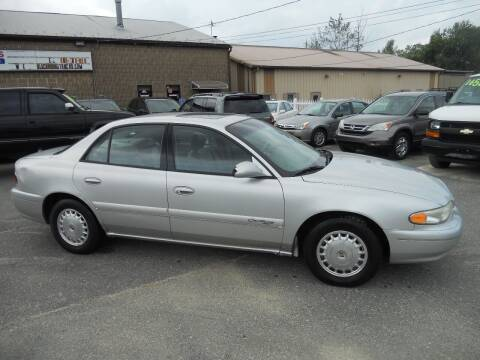 2002 Buick Century for sale at All Cars and Trucks in Buena NJ
