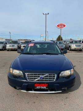 2002 Volvo XC for sale at Broadway Auto Sales in South Sioux City NE