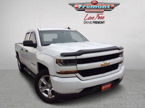 2016 Chevrolet Silverado 1500 for sale at Rocky Mountain Commercial Trucks in Casper WY