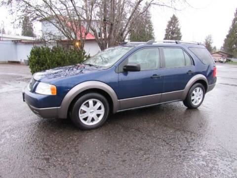 2005 Ford Freestyle for sale at Triple C Auto Brokers in Washougal WA