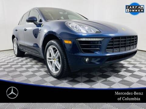 2015 Porsche Macan for sale at Preowned of Columbia in Columbia MO