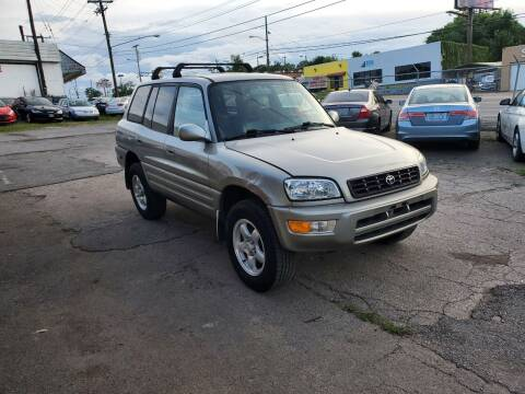 2000 Toyota RAV4 for sale at Green Ride Inc in Nashville TN