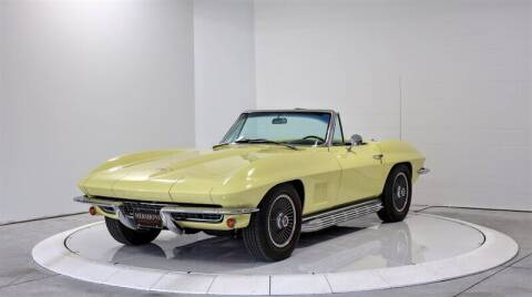 1967 Chevrolet Corvette for sale at Mershon's World Of Cars Inc in Springfield OH