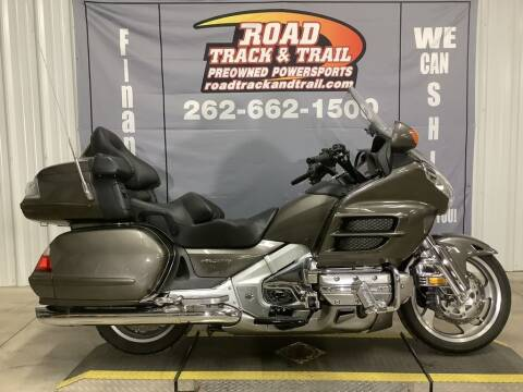 2009 Honda Goldwing for sale at Road Track and Trail in Big Bend WI
