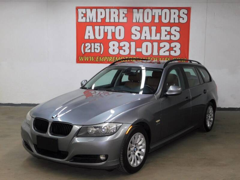 2009 BMW 3 Series for sale at EMPIRE MOTORS AUTO SALES in Philadelphia PA