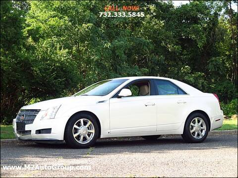2008 Cadillac CTS for sale at M2 Auto Group Llc. EAST BRUNSWICK in East Brunswick NJ