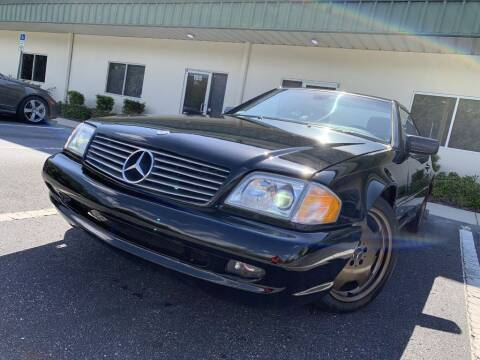 1998 Mercedes-Benz SL-Class for sale at Fisher Motor Group LLC in Bradenton FL