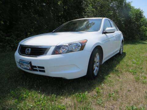 2009 Honda Accord for sale at The Car Lot in New Prague MN