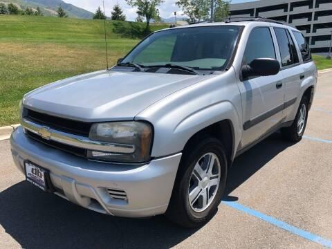 2005 Chevrolet TrailBlazer for sale at DRIVE N BUY AUTO SALES in Ogden UT