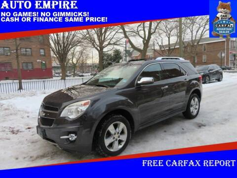2013 Chevrolet Equinox for sale at Auto Empire in Brooklyn NY