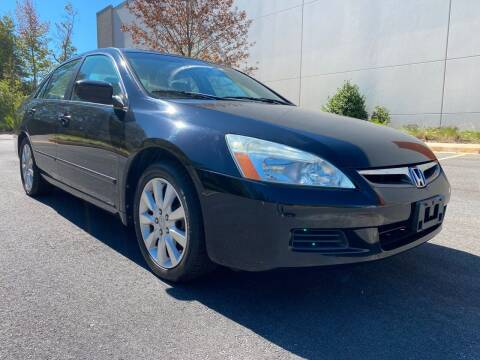 2006 Honda Accord for sale at ELAN AUTOMOTIVE GROUP in Buford GA