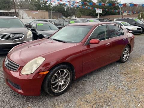 2005 Infiniti G35 for sale at Auto Mart - Dorchester in North Charleston SC