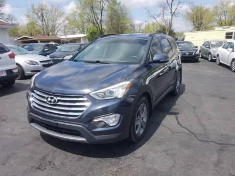 2014 Hyundai Santa Fe for sale at Nonstop Motors in Indianapolis IN