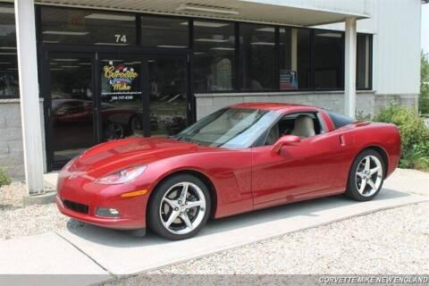 2011 Chevrolet Corvette for sale at Corvette Mike New England in Carver MA