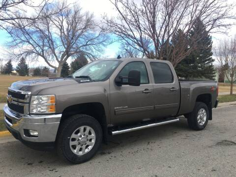 2012 Chevrolet Silverado 2500HD for sale at Kevs Auto Sales in Helena MT