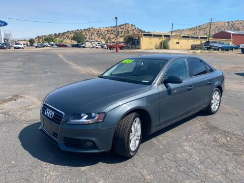 2011 Audi A4 for sale at University Auto Sales in Cedar City UT
