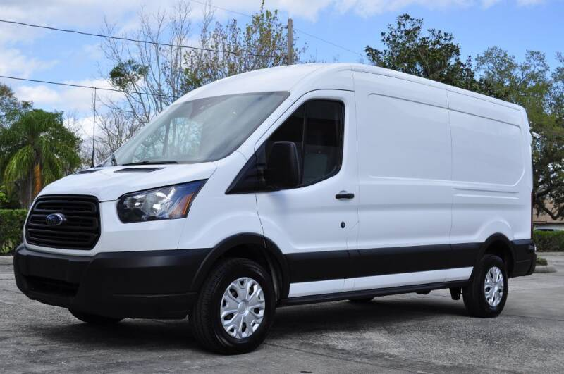 2017 Ford Transit Cargo for sale at Vision Motors, Inc. in Winter Garden FL
