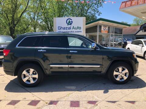 2011 Jeep Grand Cherokee for sale at Ghazal Auto in Sturgis MI