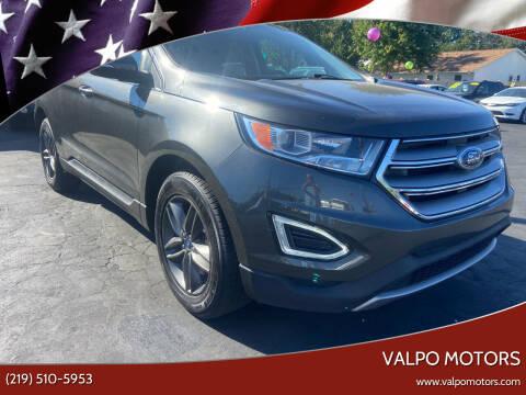 2016 Ford Edge for sale at Valpo Motors in Valparaiso IN