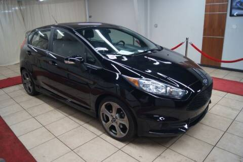 2018 Ford Fiesta for sale at Adams Auto Group Inc. in Charlotte NC