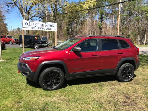 2015 Jeep Cherokee for sale at McLaughlin Motorz in North Muskegon MI