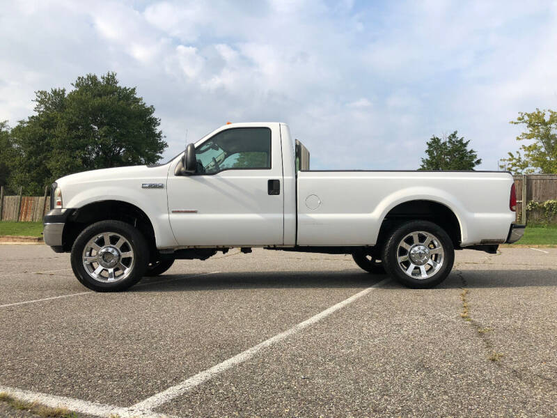 2007 Ford F-350 Super Duty for sale at Superior Wholesalers Inc. in Fredericksburg VA