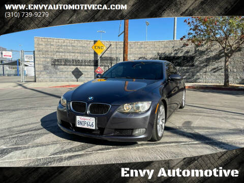 2008 BMW 3 Series for sale at Envy Automotive in Studio City CA