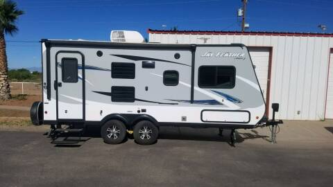 2017 Jayco Jay Feather for sale at Ryan Richardson Motor Company in Alamogordo NM