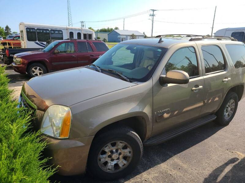 2007 GMC Yukon for sale at Craig Auto Sales in Omro WI