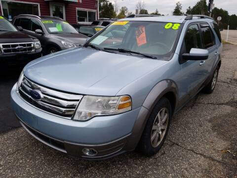 2008 Ford Taurus X for sale at Hwy 13 Motors in Wisconsin Dells WI