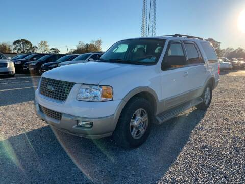 2005 Ford Expedition for sale at Bayou Motors Inc in Houma LA