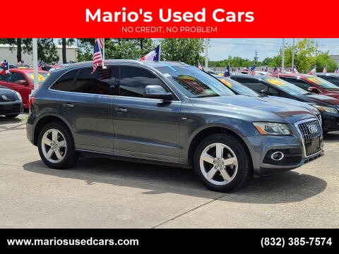 2012 Audi Q5 for sale at Mario's Used Cars in Houston TX