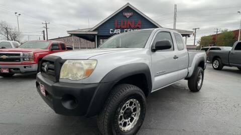 2008 Toyota Tacoma for sale at LUNA CAR CENTER in San Antonio TX