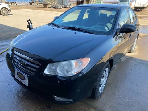 2008 Hyundai Elantra for sale at BERG AUTO MALL & TRUCKING INC in Beresford SD