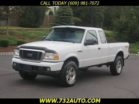 2006 Ford Ranger for sale at Absolute Auto Solutions in Hamilton NJ