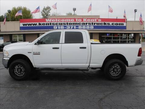 2014 RAM Ram Pickup 2500 for sale at Kents Custom Cars and Trucks in Collinsville OK