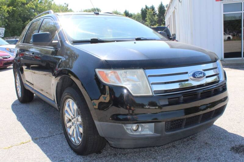 2007 Ford Edge for sale at UpCountry Motors in Taylors SC