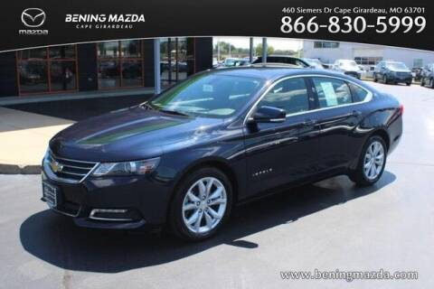 2019 Chevrolet Impala for sale at Bening Mazda in Cape Girardeau MO
