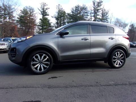 2017 Kia Sportage for sale at Mark's Discount Truck & Auto Sales in Londonderry NH