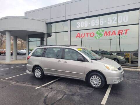 2005 Toyota Sienna for sale at Auto Smart of Pekin in Pekin IL