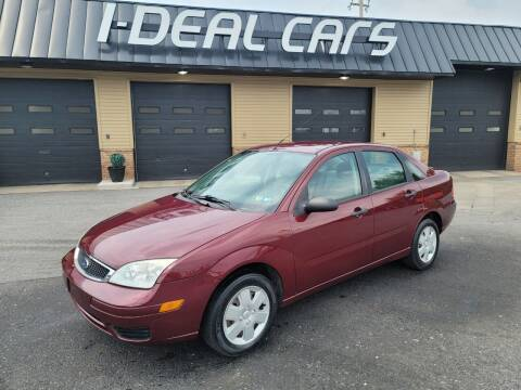 2007 Ford Focus for sale at I-Deal Cars in Harrisburg PA