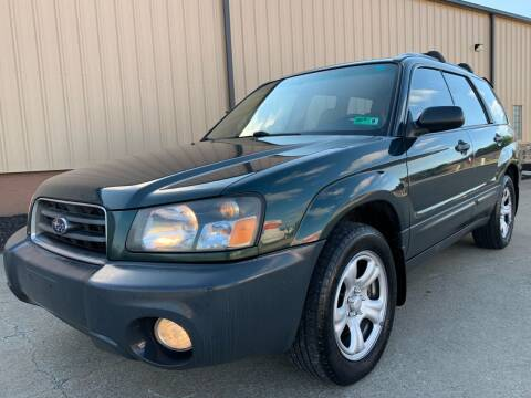 2003 Subaru Forester for sale at Prime Auto Sales in Uniontown OH