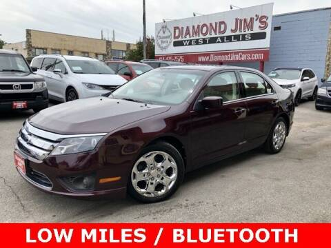2011 Ford Fusion for sale at Diamond Jim's West Allis in West Allis WI