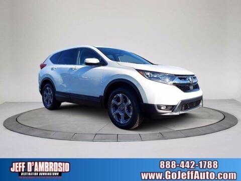 2019 Honda CR-V for sale at Jeff D'Ambrosio Auto Group in Downingtown PA