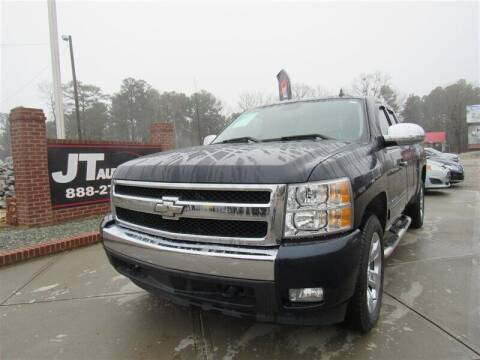 2007 Chevrolet Silverado 1500 for sale at J T Auto Group in Sanford NC