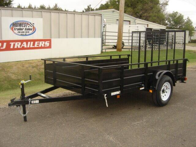 2020 CARRY ON 6 X 10 SSG for sale at Midwest Trailer Sales & Service in Agra KS