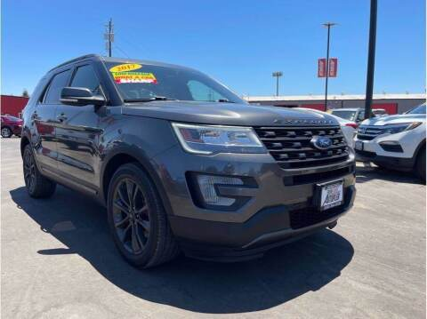 2017 Ford Explorer for sale at Carros Usados Fresno in Fresno CA