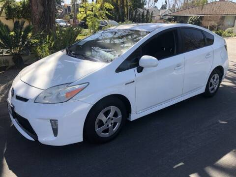 2013 Toyota Prius for sale at Boktor Motors in North Hollywood CA