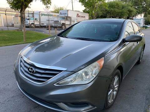 2012 Hyundai Sonata for sale at Roadmaster Auto Sales in Pompano Beach FL